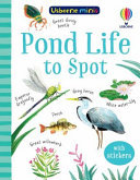 Minibooks: Pond Life to Spot