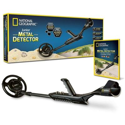 Metal detector (National Geographic)