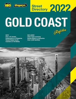 Gold Coast Refidex Street Directory 2022 24th Ed