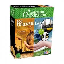Eco Forensic Lab - Australian Geographic