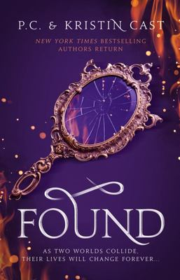 Found (#4 House of Night Otherworld)