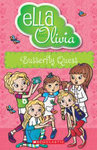 Butterfly Quest (#27 Ella and Olivia)