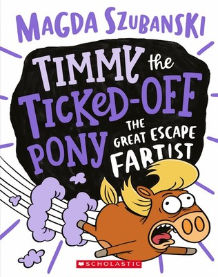 Timmy the Ticked off Pony #3: The Great Escape Fartist 12-Copy Stock Pack