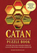 Catan Puzzle Book - Explore the Ever-Changing World of Catan