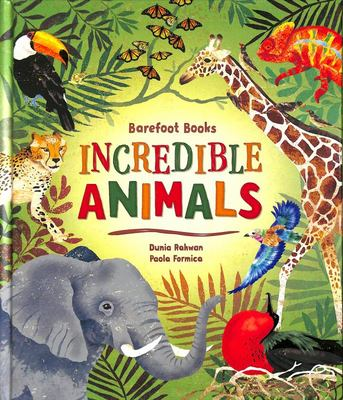 Barefoot Books Incredible Animals (HB)