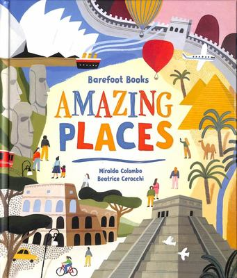 Barefoot Books Amazing Places (HB)