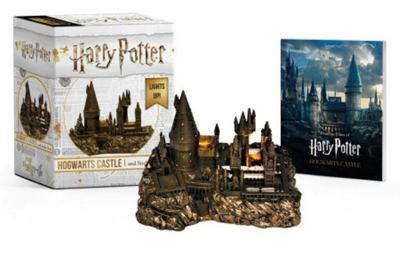 MK Harry Potter Hogwarts Castle and Sticker Book - Lights Up!