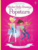 Popstars (Usborne Sticker Dolly Dressing)