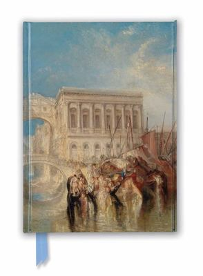 Tate: Venice, the Bridge of Sighs by J. M. W. Turner (Foiled Journal)