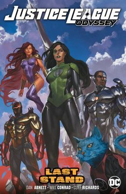 Justice League Odyssey Vol. 4: Last Stand
