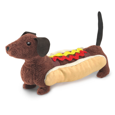 Hot Dog Puppet