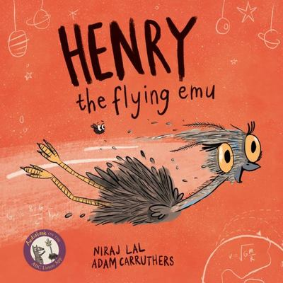 Henry the Flying Emu