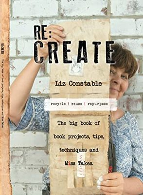 Re: CREATE - The big book of book projects, tips techniques and Miss Takes