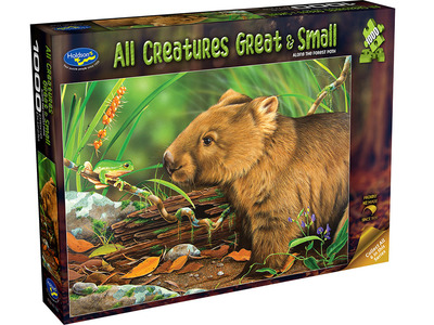 Holdson All Creatures Great & Small: Along the Forest Path