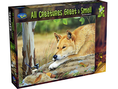 Holdson All Creatures Great & Small: The Little Sidekick