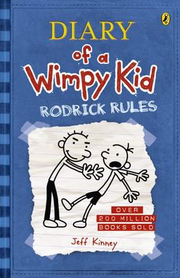 Rodrick Rules (#2 Diary of a Wimpy Kid)
