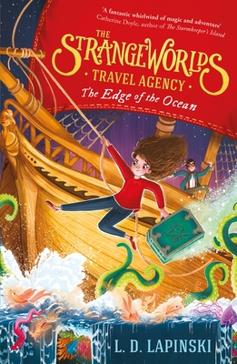 Strangeworlds Travel Agency: The Edge of the Ocean 12 copy pack