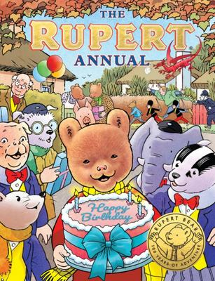 The Rupert Annual 2021 - Celebrating 100 Years of Rupert (HB)