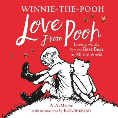 Winnie the Pooh : Love from Pooh