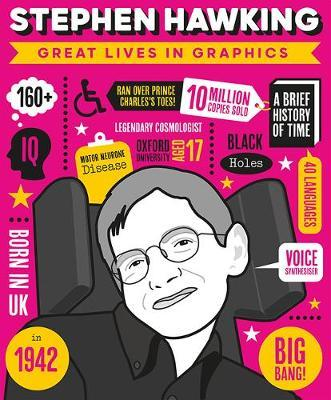Stephen Hawking: Great Lives in Graphics