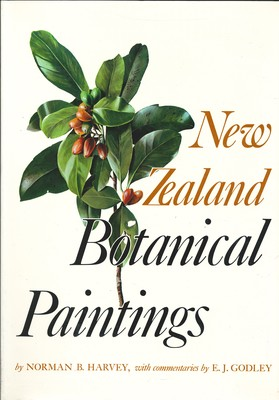 New Zealand Botanical Paintings