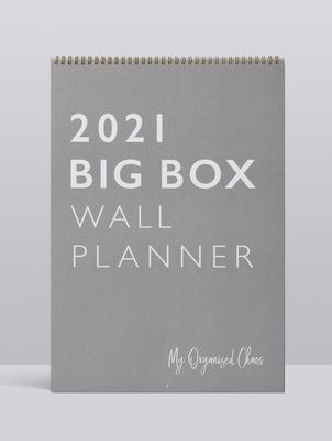 2021 Big Box Wall Planner