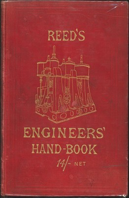 Reed's Engineers' Hand Book Seventeenth Edition