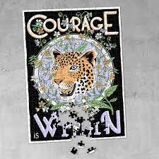 Courage Within Puzzle