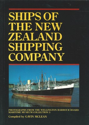 The Ships of the New Zealand Shipping Company