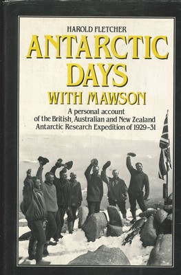Antarctic Days-Mawson