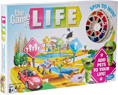 The Game of Life - Pets