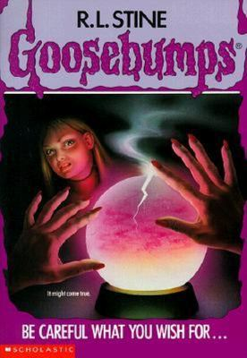Goosebumps - Be Careful What You Wish For... Secondhand