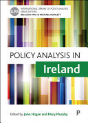Policy Analysis in Ireland