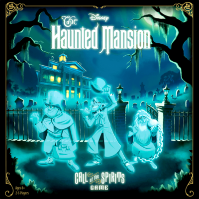 Disney: The Haunted Mansion – Call of the Spirits Game