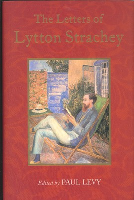 LETTERS OF LYTTON STRACHEY-VIK