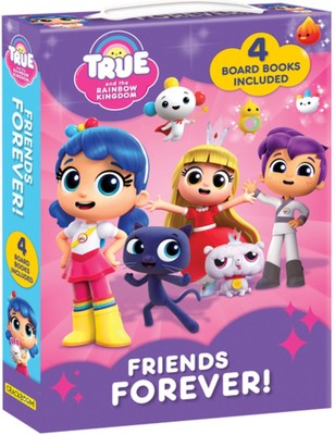 True and the Rainbow Kingdom: Friends Forever
