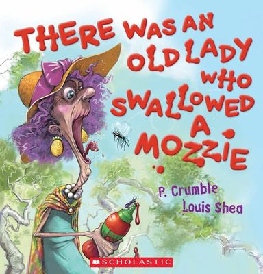 There Was an Old Lady Who Swallowed a Mozzie - Big Book