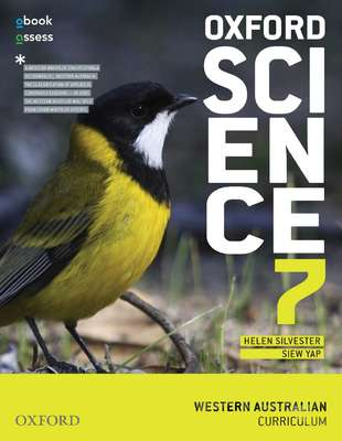 Oxford Science 7 for WA Curriculum SB + obook/assess - SECONDHAND