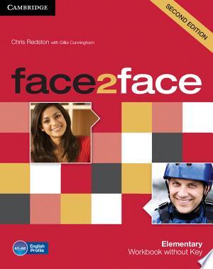 FACE2FACE ELEMENTARY WORKBOOK 2ED WITHOUT KEY
