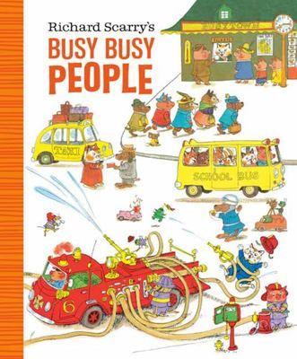 Busy Busy People