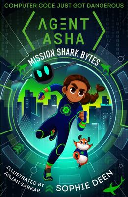 Mission Shark Bytes (Agent Asha)
