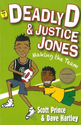 Making the Team (Deadly D & Justice Jones #1)