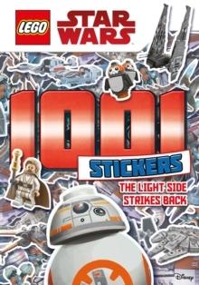 Lego Star Wars 1001 Stickers