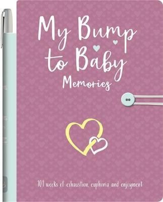 My Bump to Baby Memories