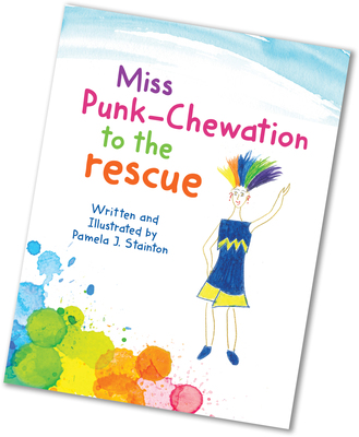Miss Punk-Chewation to the Rescue