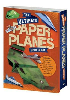 Ultimate Paper Planes Book & Kit