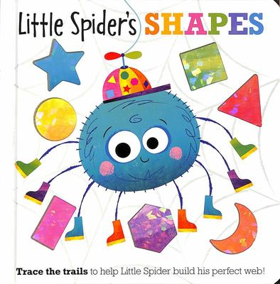 Little Spider's Shapes Board Book