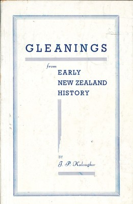 Gleanings from Early New Zealand History