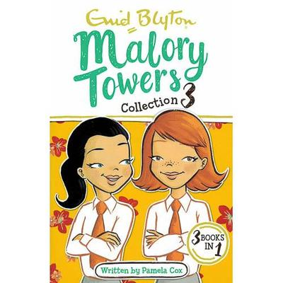 Malory Towers Collection #3 (Bind Up)