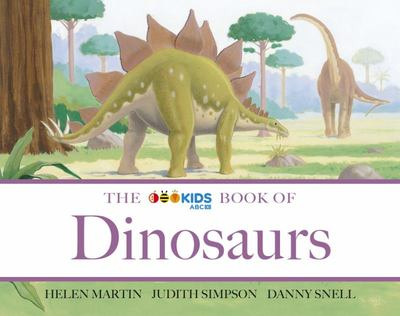 The ABC Kids Book of Dinosaurs